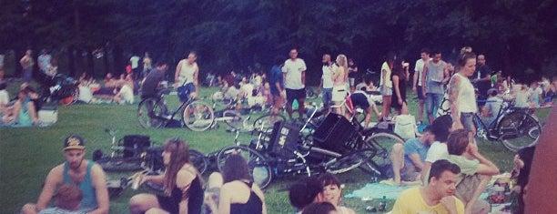 Vroesenpark is one of #010 op z'n #Rotterdamst.