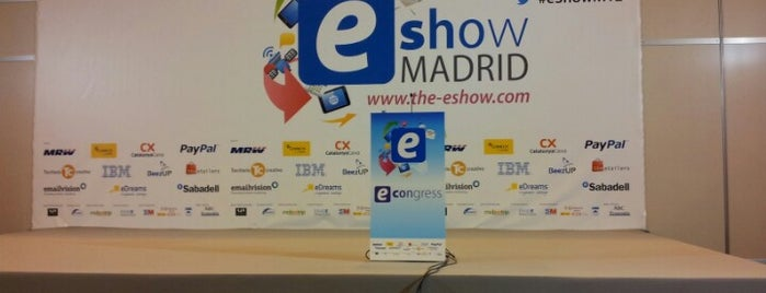 Ecomm-Marketing Madrid is one of Eventos.