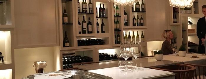 Enoteca is one of Barcelona Top 101 Restaurants.