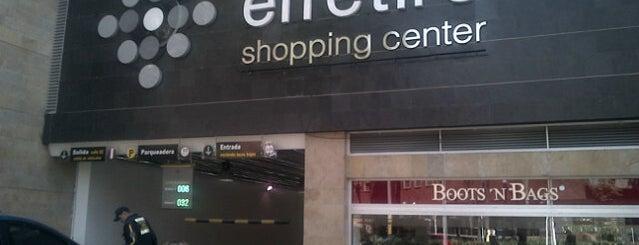 El Retiro is one of Top picks for Malls.