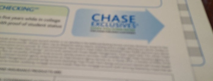 Chase Bank is one of Secaucus.