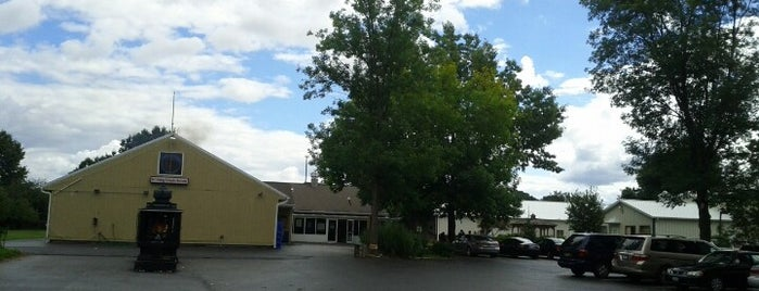 Sri Vidya Temple Society is one of Sacred Sites in Upstate NY.