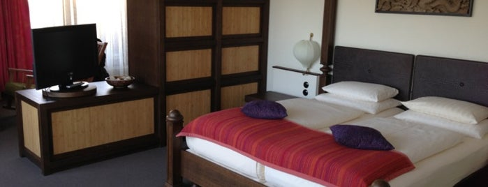 Lindner Park-Hotel Hagenbeck is one of Hotel.