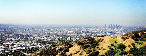 Runyon Canyon Park is one of Duncan.
