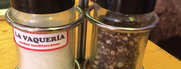 La Vaquería is one of Restaurantes!!.