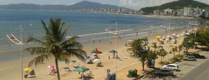 Praia de Itapema is one of Balneario do camboriu sc.