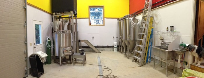 Gneiss Brewing Company is one of New England Breweries.