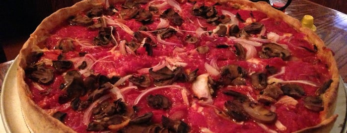Lefty's Chicago Pizzeria is one of San Diego to do list.