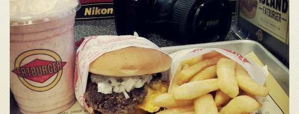 Fatburger is one of Best of the new gourmet burger chains.