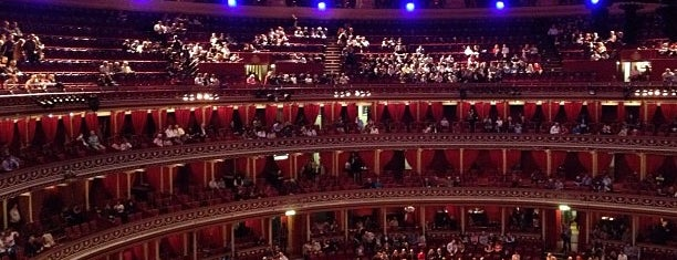 Royal Albert Hall is one of London City Badge - London Calling.
