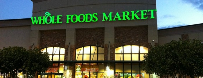 Whole Foods Market is one of Top 10 favorites places in Greenville, SC.