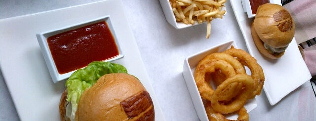 Umami Burger is one of Los Angeles.