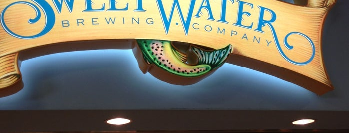 SweetWater Draft House & Grill is one of Atlanta.