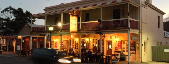 Hahndorf Inn Hotel is one of Best places in Adelaide, Australia.