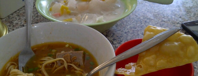 Depot Sundari is one of Favorite Food.