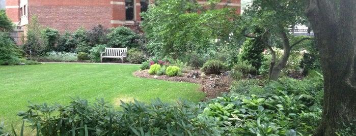 Jefferson Market Garden is one of Best Parks In New York City.