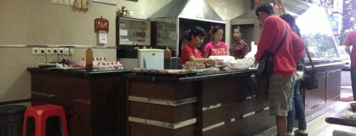 Ayam Goreng Gringging Lombok is one of Top 10 favorites places in Surabaya, Indonesia.