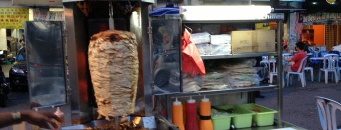 Turkish Kebab is one of W/o kids.