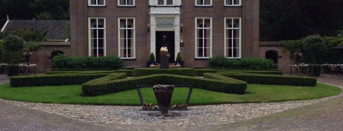Chateauhotel De Havixhorst is one of Dinnercheque top lokaties.