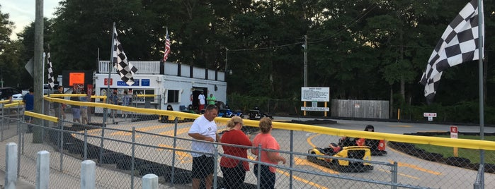 Ocean Isle Super Track Go-Carts is one of GRAte spots.