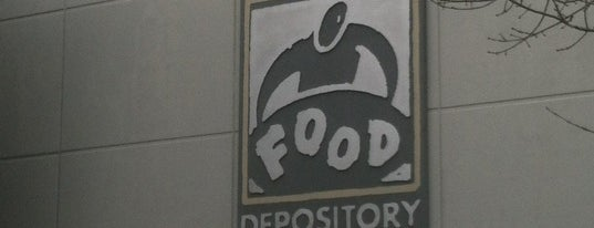 Greater Chicago Food Depository is one of Volunteering.