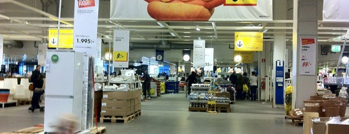 IKEA is one of Göteborg.
