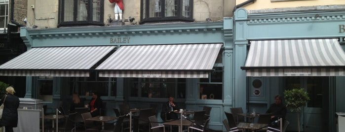 Bailey Bar Dublin is one of Fix.