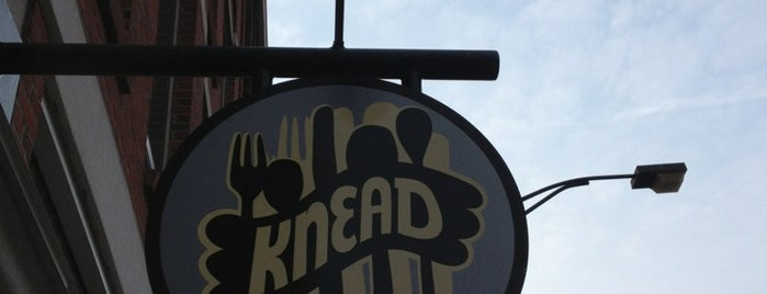 Knead Urban Diner is one of Cbus to do list.