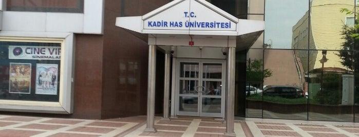 Kadir Has Center is one of İstanbul'daki Alışveriş Merkezleri.