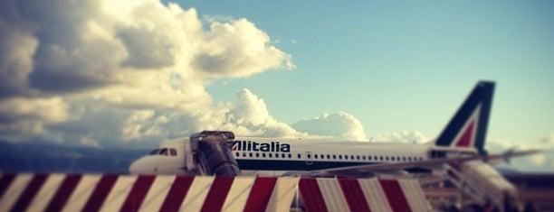 Aeroporto Internazionale di Lamezia Terme (SUF) is one of My Airports.