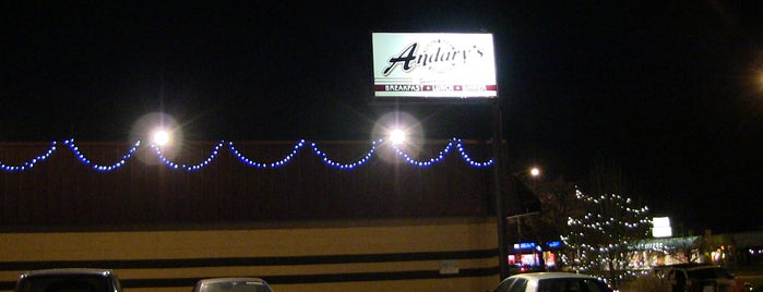 Andary's Family Grill is one of Just Everyday Places.