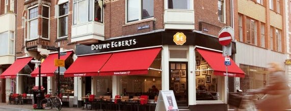 Douwe Egberts Cafe is one of All-time favorites in Netherlands.
