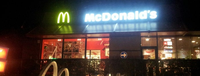 McDonald's is one of Resto.