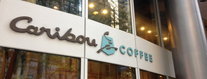 Caribou Coffee is one of @LincolnPark 5 TOP Coffee Shops.
