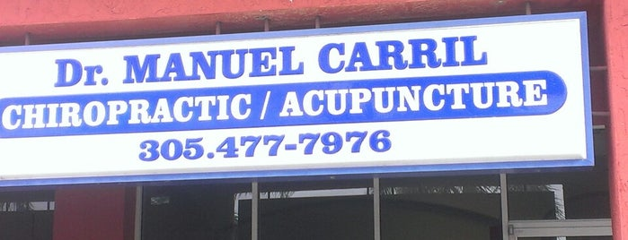 Dr. Manuel Carrill - Doral is one of Janet's tips.