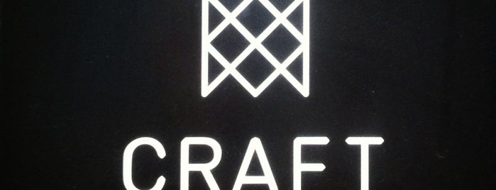 Craft is one of GOOD COFFEE.