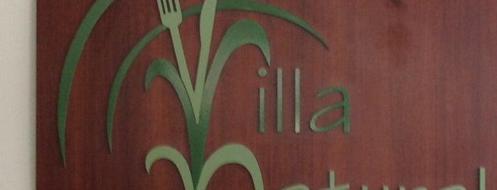 Villa Natural Restaurante Vegetariano is one of São Paulo Vegan!.