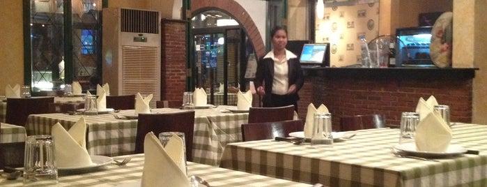 Basilico is one of Must-visit Food on Sukhumvit Rd..