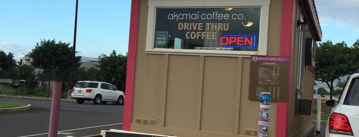 Akamai Coffee is one of World Coffee Places.