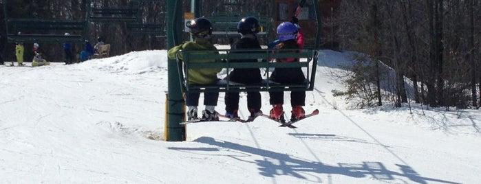 Giants Ridge Ski Resort is one of Skiing in Minnesota.