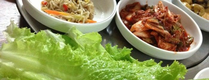 JangSoo Korean Restaurant is one of Restaurants.