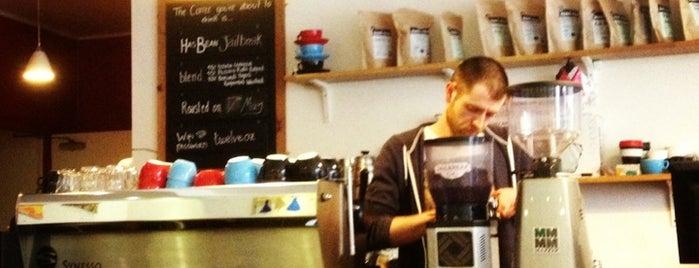 6/8 Kafé is one of /r/coffee.