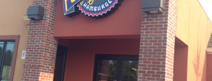 Fuddruckers is one of Top 10 dinner spots in Parsippany-Troy Hills, NJ.