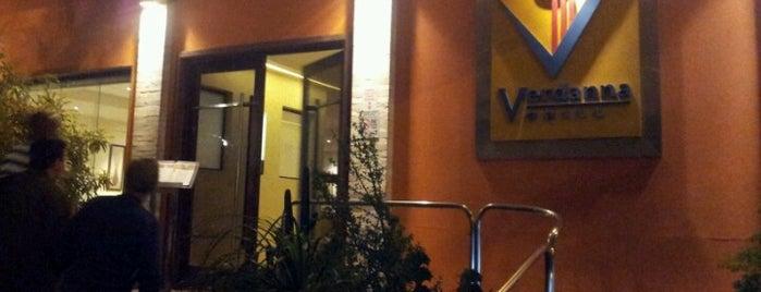 Verdanna Grill is one of Top 10 dinner spots in Niterói, Brasil.