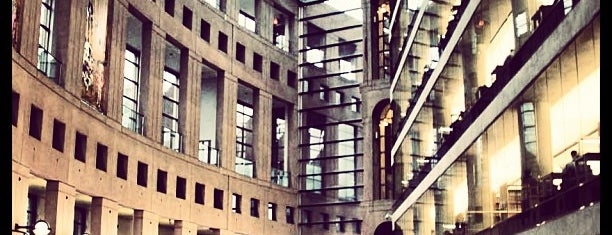 Vancouver Public Library is one of Vancouver.