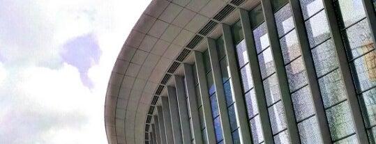 台北小巨蛋 Taipei Arena is one of My Taiwan.
