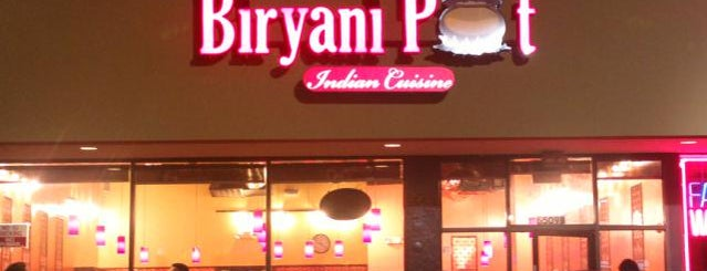 Biryani Pot is one of Places I want to try out II (eateries).
