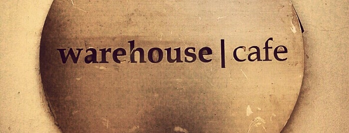 Warehouse Cafe is one of Shanghai.