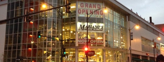 Mariano's Fresh Market is one of Chicago wants.