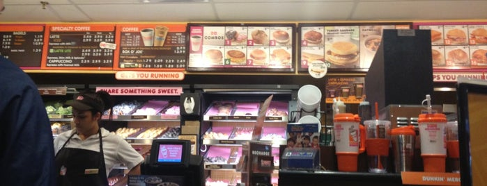 Dunkin Donuts is one of University Park.